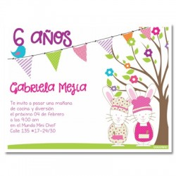 c0352 - Birthday invitations - Cars