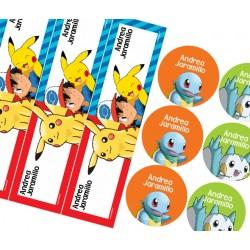 KE0131 - School Bundle - Pokemon