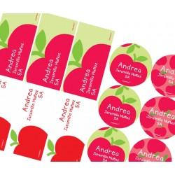 KE0140 - School Bundle - Apples