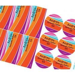 KE0141 - School Bundle - Stripes