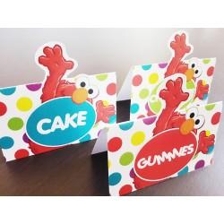 Envoltura para cupcakes x4 und.