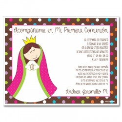 b0042 - Invitations - first communion