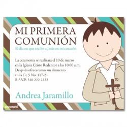 b0053 - Invitations - First communion