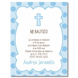 b0056 - Invitations - Baptism