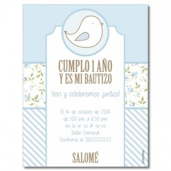 b0047 B - Invitations - Baptism