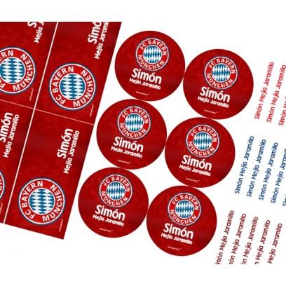 KE0162 - Kit Escolar - Futbol Bayern