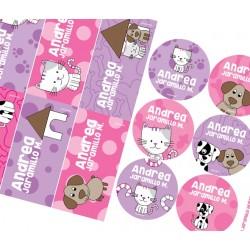 KE0164A - School Bundle - Pets