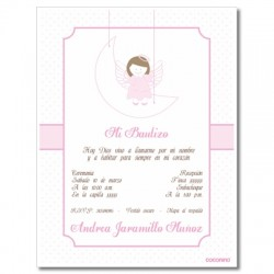b0059 - Invitations - Baptism