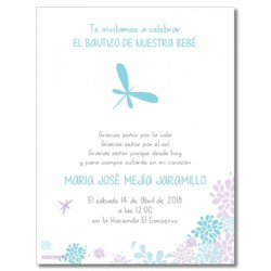 b0061 - Invitations - Baptism