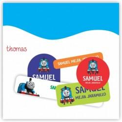 Kit Marca tus cosas - Thomas