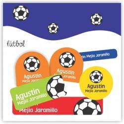 vc0020 - Kit Marca tus cosas - Futbol