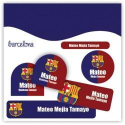 vc0048 - Kit Marca tus cosas - Barcelona