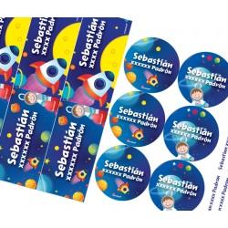 KE0225 - Kit Escolar Espacio