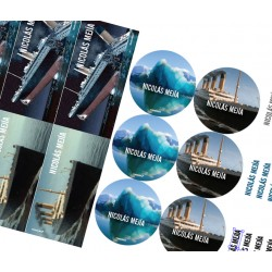 KE0240 - Kit Escolar Titanic
