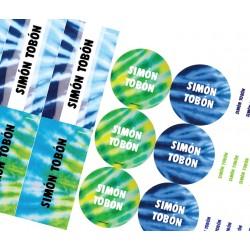 KE0241 niño - Kit Escolar Tie Dye