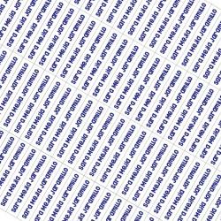 Etiquetas autoadhesivas para lápices