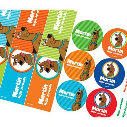 KE0244 - Kit Escolar Scooby-Doo
