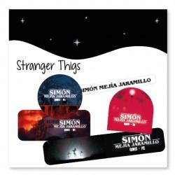 vc0072 - Kit Marca tus cosas - Stranger Things