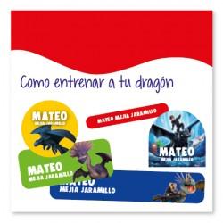vc0079 - Kit Marca tus cosas - Cómo entrenar a tu dragón