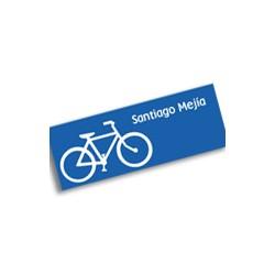 mrt0007 Azul - Marca ropa - Bicicletas