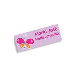 mrt0019 Violeta - Marca ropa - Mariposa