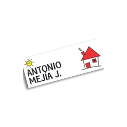 mrt0020 Blanco - Marca ropa - Casa