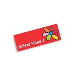 mrt0025 Rojo - Marca ropa - Flores
