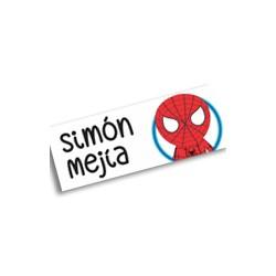 mrt0059 - Marca ropa - Spider Man