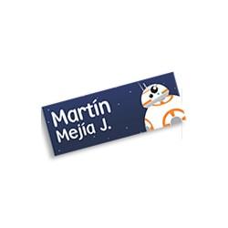 mrt0093 - Marca ropa - Star Wars
