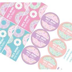 KE0264 - Kit Escolar Donuts